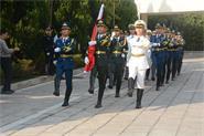 22秒 | 祝福祖國!威海市舉行升國旗儀式
