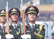 朱广宇、梁发波、刘晓雨、赵鑫好样的!来认识下国庆阅兵式中的德州好儿女