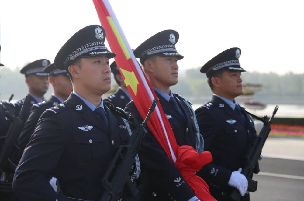 70秒|德州举行升国旗仪式 隆重庆祝中华人民共和国成立70周年
