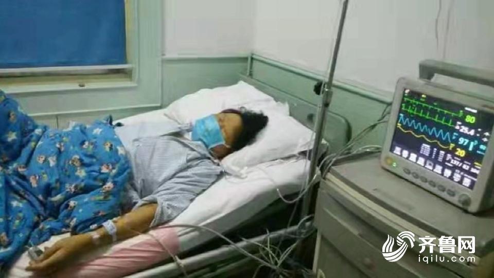 聊城:村民病重急需输血 全村百余人赴济南献血2.00_00_08_00.静止002.jpg