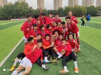 """青岛卫冕!山东省""""菁英杯""""足球联赛U18男子组在淄博圆满落幕"""