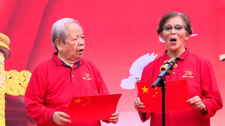 """98秒丨祖国强盛了,生活变好了!潍坊的老人们这样欢庆""""重阳节"""""""