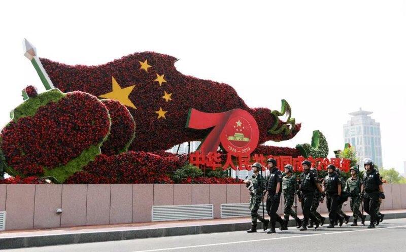 山东启动社会面一级巡防勤务,国庆假期出动警力22.1万余人次