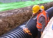 城市排水管网大升级!泰安雨污分流改造工程全部开工