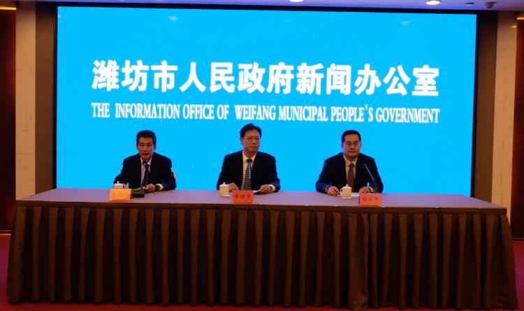 潍坊已在农业、市政、消防、水利等10多个领域开展物联网应用