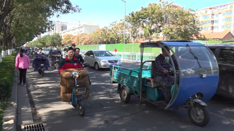 快看!潍坊这个路口交通规则发生变化 经过此处要留神