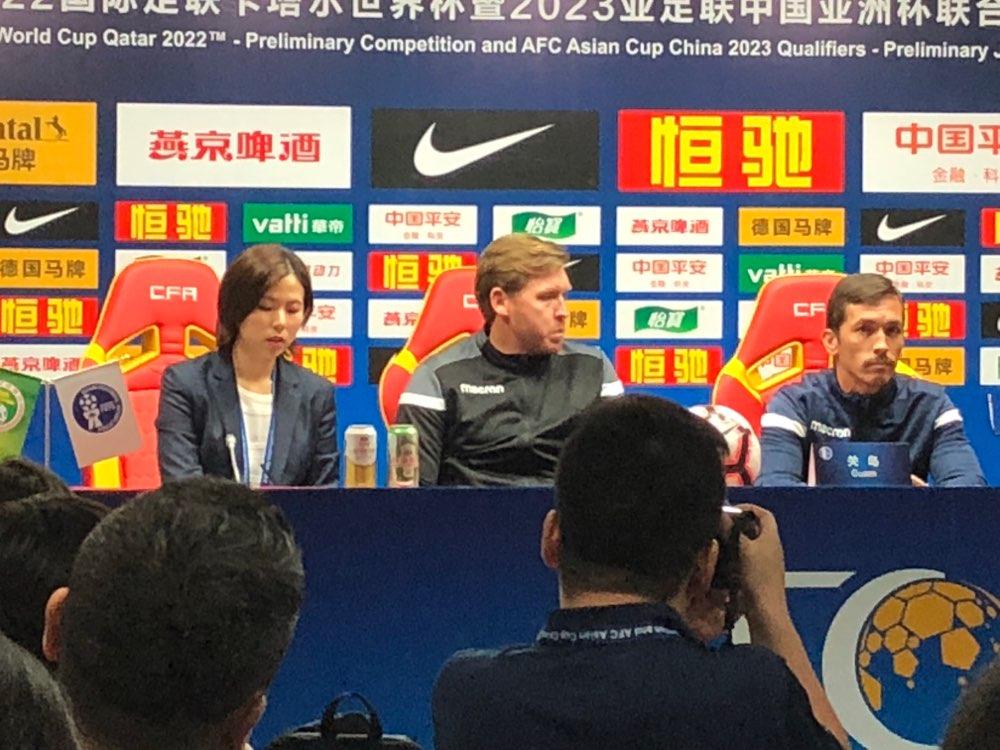 国足世预赛首个主场对手并非鱼腩 关岛队助理教练是中超老熟人