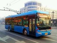 济南无轨电车新进展!建成后覆盖19条主要交通干道
