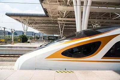 """【地评线】铁路调图勾勒""""流动中国""""的绚丽画卷"""