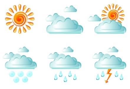 今明两天全省天气平稳,后天又一波冷空气入侵
