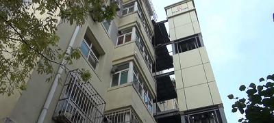 58秒 |好消息!济南老楼加装第三代装配式电梯啦!