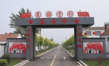"""从临沂市河东区东岭村""""蝶变""""看乡村振兴的路怎么走"""
