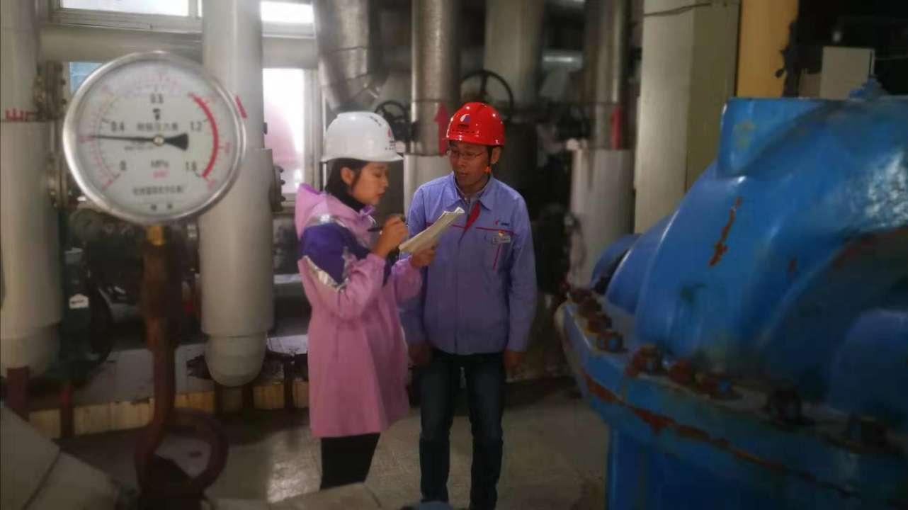 冷水已在管网中运行,济南可随时供暖,不用暖的记得15日前要报停
