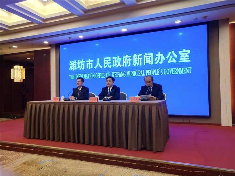 2019第六届山东(潍坊)装备制造业博览会报名参展企业已达800余家