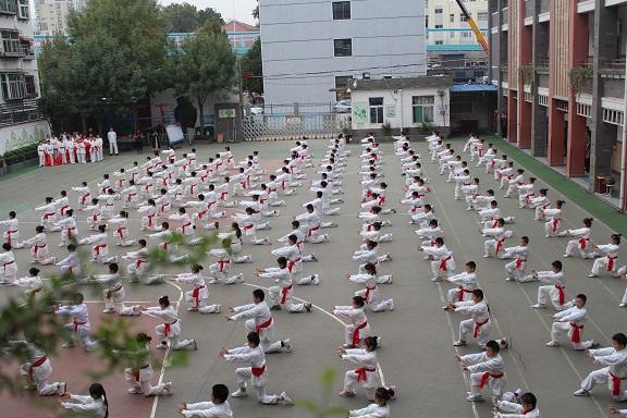 传承武术振兴中华!山东省武术特色学校授牌仪式圆满举行