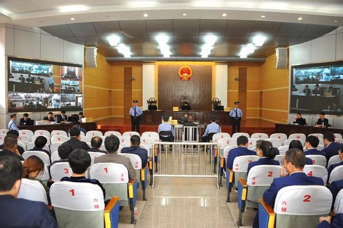 济宁市市场监督管理局原党组成员纪胜贪污、受贿案当庭宣判