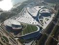 日照国际博览中心华美绽放 迎接日照建市三十周年发展大会