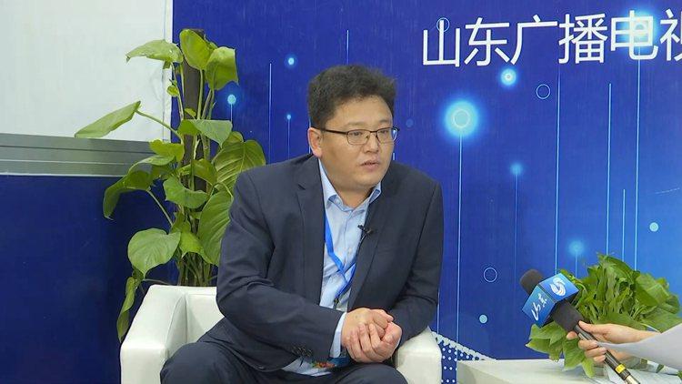 2019新动能·青岛展览洽谈会丨力诺瑞特新能源董事长朱林军:计划明年在印度设立分公司