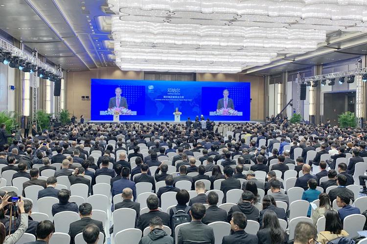 跨國公司領導人青島峰會今日開幕,大咖云集,全球總裁齊聚一堂
