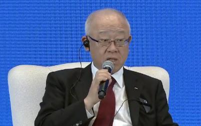 跨国公司领导人青岛峰会丨韩国OCI集团会长白禹锡:开放合作 实现全球产业共同发展