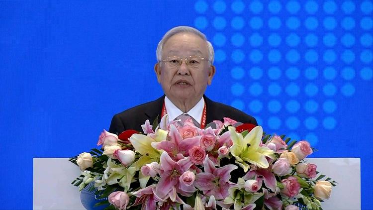 跨国公司领导人青岛峰会|韩国希杰集团会长孙京植:期待共同发展5G等未来产业