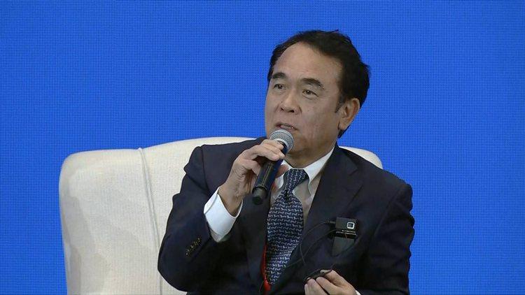跨国公司领导人青岛峰会丨中国日本商会会长小野元生:与合作企业、客户共同成长