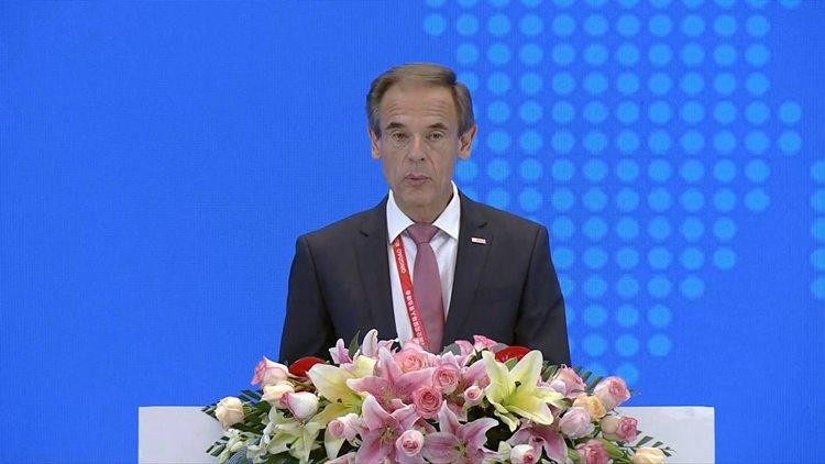 跨国公司领导人青岛峰会丨博世集团董事会主席邓纳尔:深化合作 共赢未来