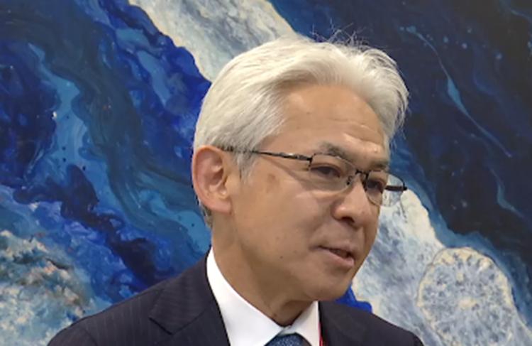 跨国公司领导人青岛峰会丨日本亚洲投资株式会社下村哲朗:希望更多领域、更大范围加强合作