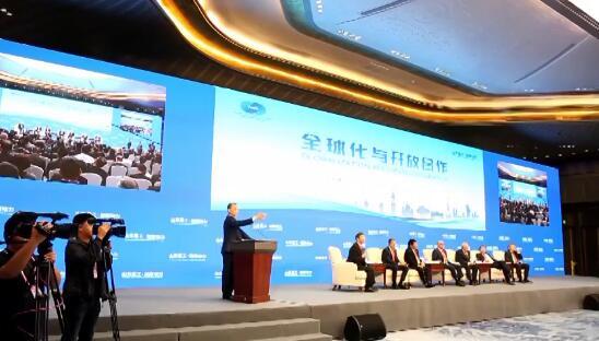 31秒丨谭旭光对中国经济增速有信心 和罗兰贝格打赌一亿欧元