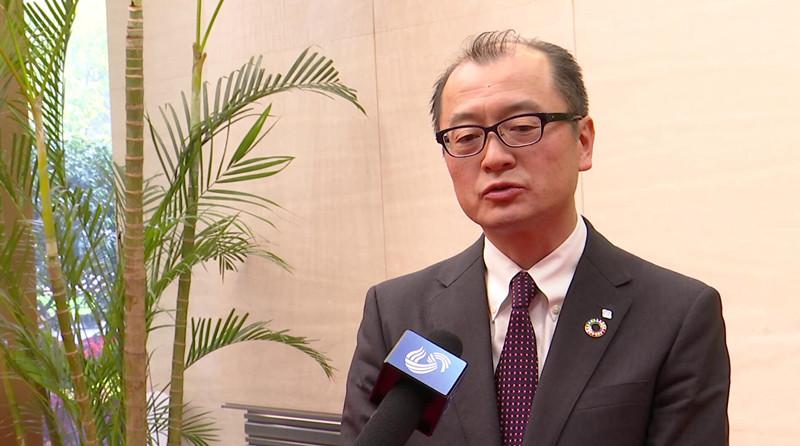 跨国公司领导人青岛峰会丨日本住友商事:与山东在医疗康养等领域开展合作
