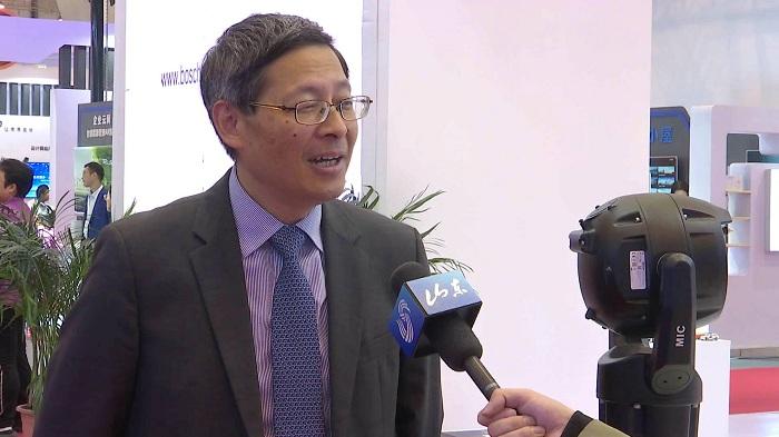 博世智能制造大中华区总经理付云平:推动项目在山东落地 共同提升智能研发水平
