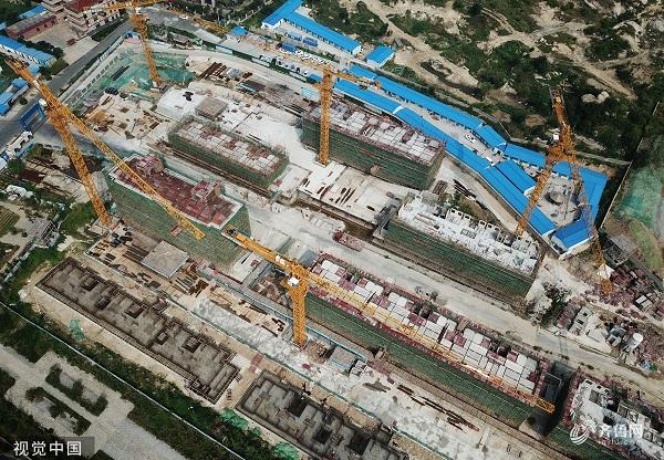 14日至20日扬尘督检 济南通报批评37个在建工程