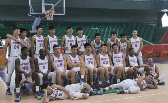 山东男篮新赛季本土阵容预测   双外援组合尚有悬念