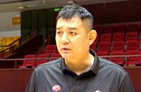巩晓彬确定球队新赛季目标  评价三外援用了一句话