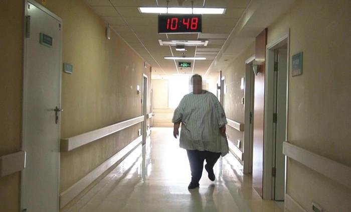 91秒丨山东620斤胖小伙明天手术!有望一年减到250斤