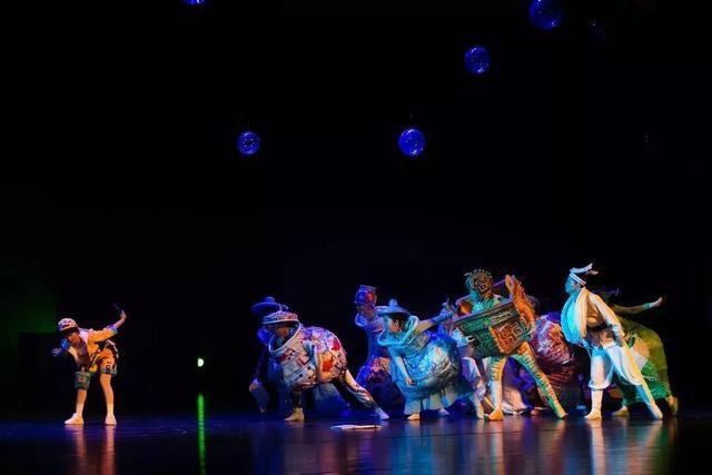 点亮运河之夜 济宁大剧院每年夜间演出不低70场