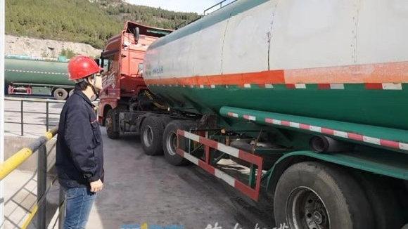 低温来袭,济南热力备足燃料,不过拉来的不是煤块而是...