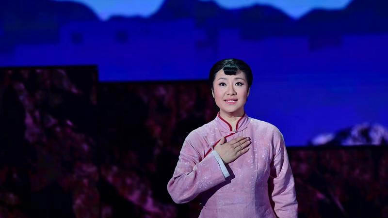镜时录丨《沂蒙山》主演王丽达:17年前与沂蒙山结缘 每次上场前都坚持默戏