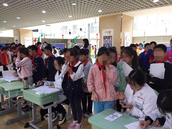 """青岛中小学生筛查近视率40.7% 防控近视有了""""青岛模式"""""""