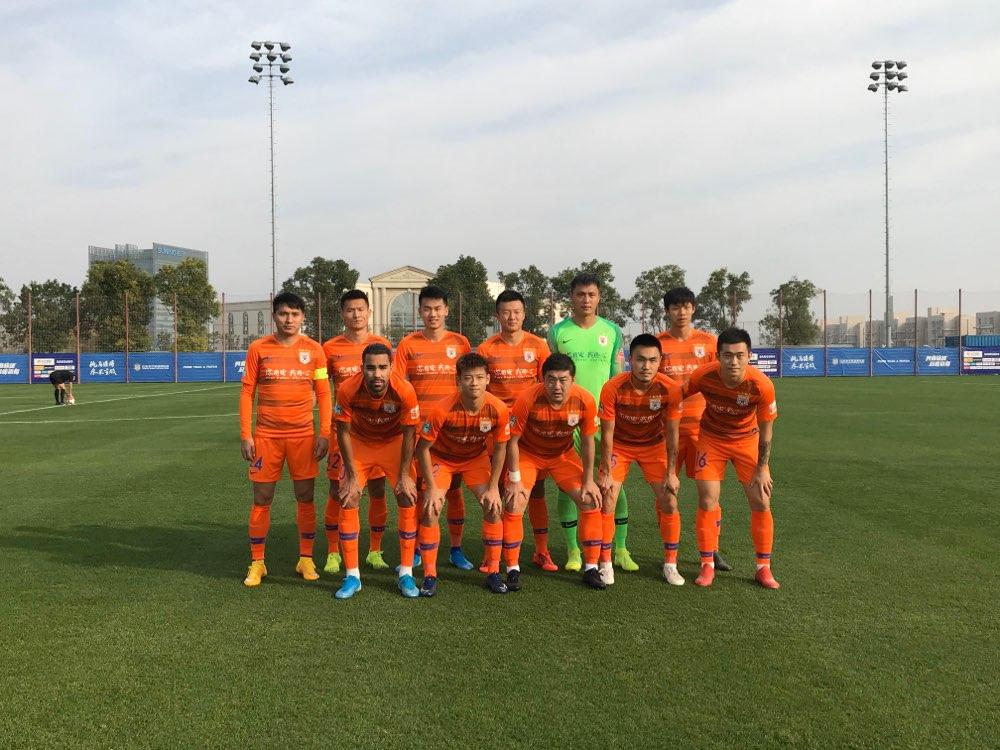 中超预备队联赛:崔鹏助攻鲁能1-1苏宁 继续排名榜首