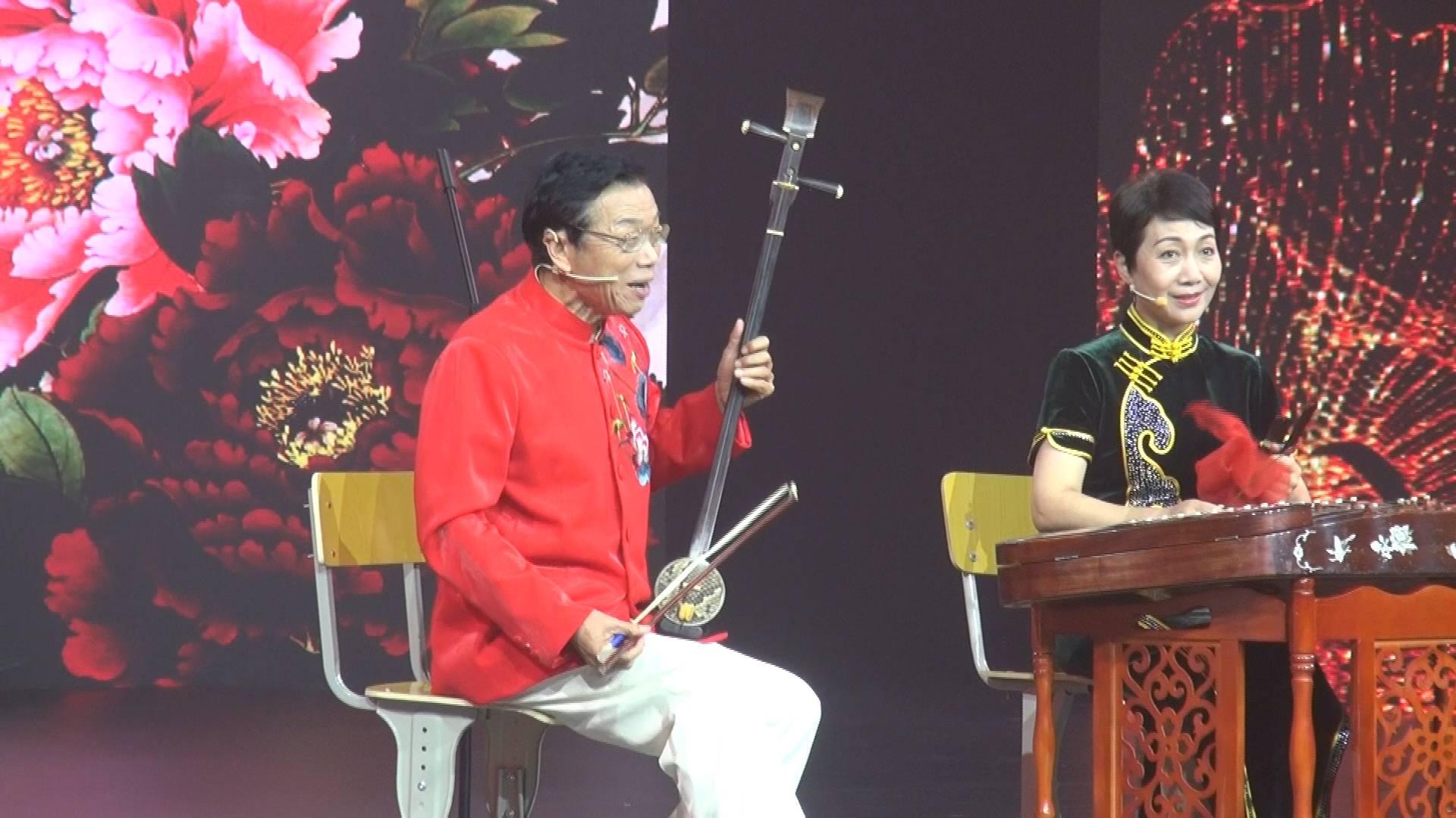 记者手记:山东琴书版《月亮之上》听过没?78岁非遗传人姚忠贤敢这么玩