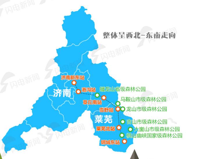 济莱高铁开建、鲁南高铁菏泽至兰考段开工……前三季度山东基建再
