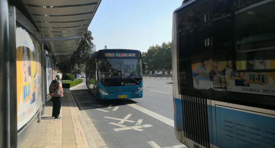 济南的公交车啥时候开暖风?公交公司:11月1日开