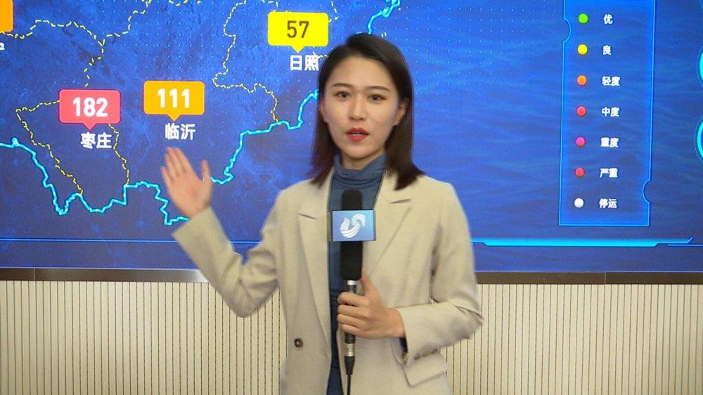 山东迎来污染天气 菏泽重度污染 预计明天结束