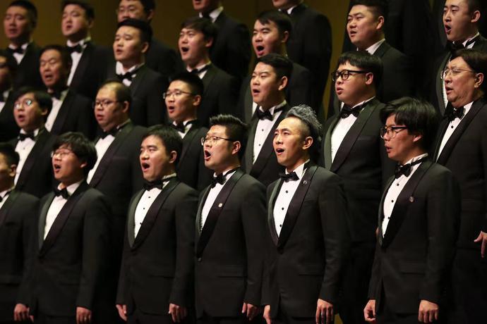 惊艳开场!2019中国青岛(即墨)国际合唱大会启幕 41支合唱团同台竞技