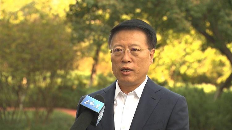 """江敦涛:稳工业 稳投资 以""""有解思维""""和冲刺姿态交出亮丽答卷"""