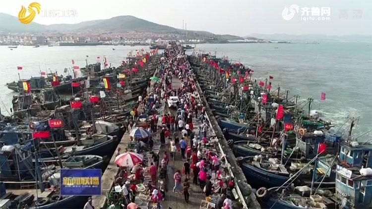 今日聚焦|青岛田横岛跨海大桥变身海鲜市场拥堵不堪 居民游客饱受困扰