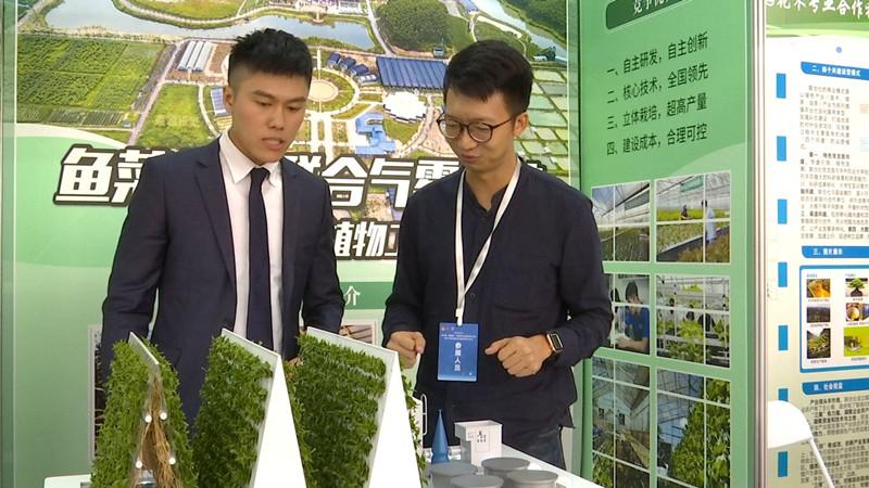 """76秒丨中国青年创新创业大赛:参赛不仅为了展示 更是为了""""取经"""""""