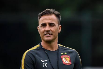 广州恒大官方:卡纳瓦罗即日起继续担任球队主教练