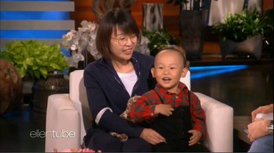 58秒|临沂3岁萌娃把广场舞跳到美国 视频点击量超6000万